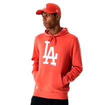New Era MLB Los Angeles Dodgers Seasonal Team Logo Hoodie