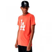New Era MLB Los Angeles Dodgers Seasonal Team Logo T-Shirt