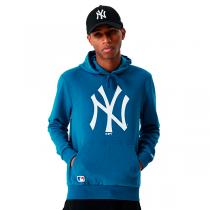 New Era MLB New York Yankees Seasonal Team Logo Hoodie