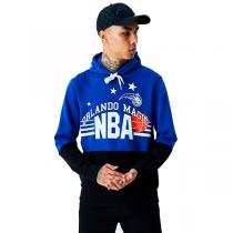 New Era NBA Orlando Magic Throwback Colour Block Hoodie