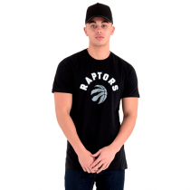 New Era NBA Toronto Raptors Team Logo T-Shirt