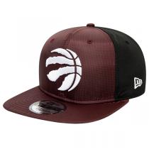 Boné New Era Toronto Raptors Ripstop Front Maroon | 9FIFTY