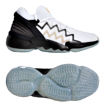adidas D.O.N. Issue #2 Jr | White