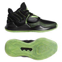 adidas Deep Threat 2.0 Jr | Black