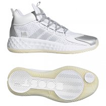 adidas Pro Boost Mid | Cloud White