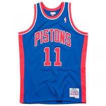 Camiseta Mitchell & Ness Swingman Isiah Thomas | Detroit Pistons 1988-89