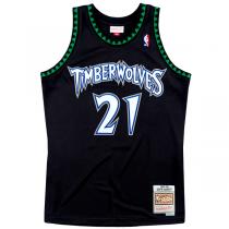 Camisola Mitchell & Ness NBA Swingman Kevin Garnett | Minnesota Timberwolves 1997-98