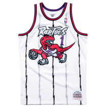 Camisola Mitchell & Ness Soul Swingman Tracy McGrady | Toronto Raptors 1998-99