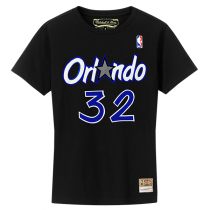Camiseta NBA Mitchell and Ness Orlando Magic Nombre & Numero Hardwood Classics Edition | Shaquille O'Neal