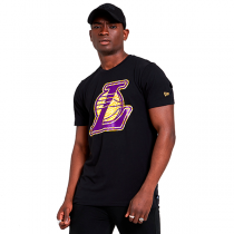 Camiseta New Era NBA Los Angeles Lakers Print Infill