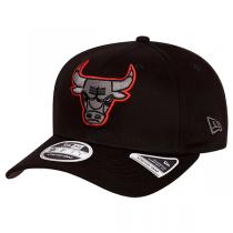 Boné New Era NBA Chicago Bulls Neon Pop Outline Stretch Snap | 9FIFTY