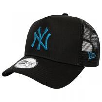 Boné A-Frame Trucker New Era MLB New York Yankees Essential | 9FORTY