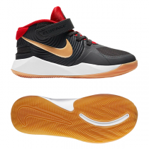 Nike Team Hustle D9 FlyEase K   Dark Grey