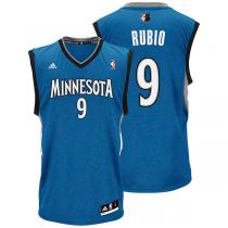 adidas NBA Ricky Rubio Jersey   Minnesota Timberwolves