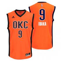 adidas NBA Serge Ibaka Jersey | Oklahoma City Thunder