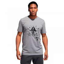 adidas T-Mac Marvel Nick Fury T-Shirt | Tracy McGrady
