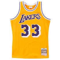 Camiseta M&N Soul Swingman Jersey Kareem Abdul-Jabbar | LA Lakers 1984-85