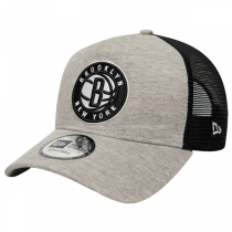 Boné New Era Brooklyn Nets Jersey Essential A-Frame Trucker | 9FORTY
