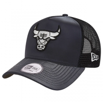Boné New Era Chicago Bulls Hypertone A-Frame Trucker | 9FORTY