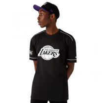 New Era LA Lakers NBA Team Logo Oversized Tee