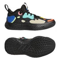 adidas Harden Vol.5 Jr | Black
