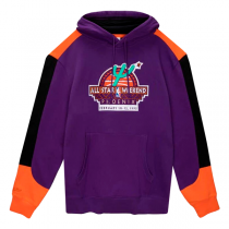 Mitchell and Ness All-Star Game Fusion Fleece Hoody   Phoenix 1995