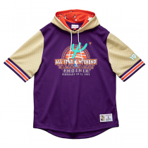 Mitchell and Ness All-Star Game Mesh Fashion Hoody   Phoenix 1995