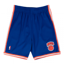 Calções Mitchell & Ness NBA Swingman Road | New York Knicks 1991-92
