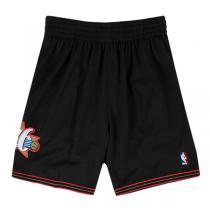 Calções Mitchell & Ness NBA Swingman Road | Philadelphia 76ers 2000-01