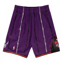 Calções Mitchell & Ness NBA Swingman Road | Toronto Raptors 1998-99