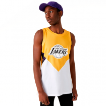 New Era Los Angeles Lakers Oil Slick Tank