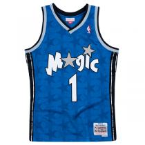 Mitchell and Ness NBA Tracy McGrady Swingman BlueJersey | Orlando Magic 2000-01