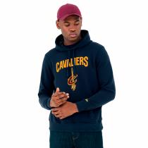 New Era Team Logo Hoodie | Cleveland Cavaliers