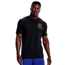 Under Armour Stephen Curry XL Black T-Shirt