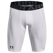 Under Armour Calças Justas HeatGear® Pocket | White