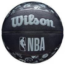 Wilson NBA All Team Ball   Matte Black