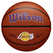 Wilson NBA Team Alliance Ball   Los Angeles Lakers