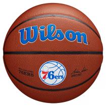 Wilson NBA Team Alliance Ball   Philadelphia 76ers