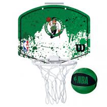 Wilson NBA Mini Hoop | Boston Celtics