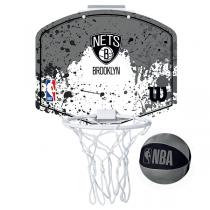 Wilson NBA Mini Hoop | Brooklyn Nets