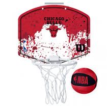 Wilson NBA Mini Hoop | Chicago Bulls
