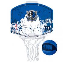 Wilson NBA Mini Hoop | Dallas Mavericks