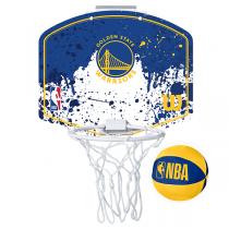 Wilson NBA Mini Hoop | Golden State Warriors