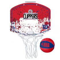 Wilson NBA Mini Hoop | Los Angeles Clippers
