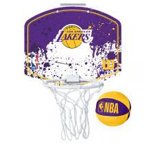 Wilson NBA Mini Hoop | Los Angeles Lakers