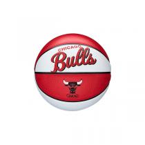 Mini Bola Wilson NBA Team Retro   Chicago Bulls