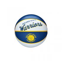 Mini Bola Wilson NBA Team Retro   Golden State Warriors