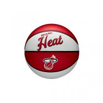 Wilson NBA Team Retro Mini Ball | Miami Heat