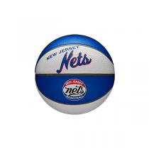 Wilson NBA Team Retro Mini Ball | New Jersey Nets
