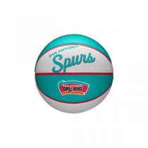 Wilson NBA Team Retro Mini Ball | San Antonio Spurs